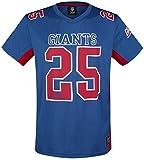 Majestic NFL NEW YORK GIANTS Moro Mesh Jersey T-Shirt