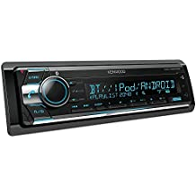 Kenwood Electronics KDC-X5200BT Bluetooth Negro Receptor Multimedia para Coche - Radio para Coche (