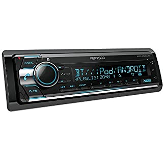 Kenwood-Digitalautoradio-mit-Bluetooth-Freisprecheinrichtung