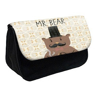 Youdesign - Trousse à Crayons/ Maquillage ours ref 320 - Ref: 320