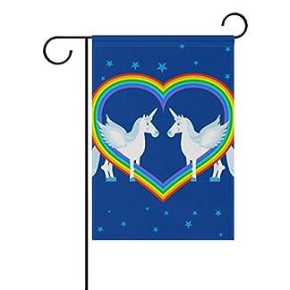 Banderas unicornios