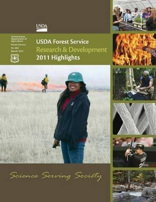[(USDA Forest Service Research & Development 2011 Highlights)] [By (author) U S Department of Agriculture] published on (April, 2013) par U S Department of Agriculture