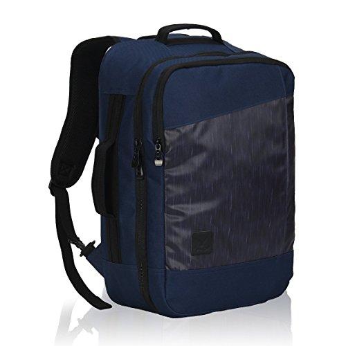 Imagen de veevan vuelo aprobado llevar en la  de negocios de fin de semana bolsas de viaje  28 litros azul oscuro 2