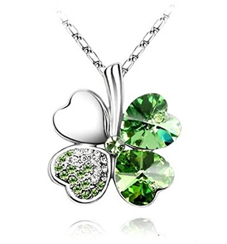 sheclub-green-crystal-four-leaf-clover-heart-shape-pendant-swarovski-elements-necklace-with-18-chain