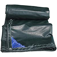 ZLZHW Parasol Impermeable Impermeable De La Lona del Paño Portátil para Acampar Al Aire Libre del Vehículo De La Comida Campestre del Hogar/Tamaños Múltiples Disponibles (Tamaño : 4.5m*10m)