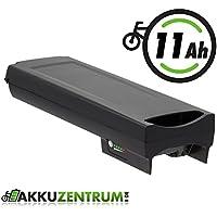 Ersatzakku für E-Bike 36V 11Ah 400Wh Fahrrad Akku für Bosch PowerPack Classic+ von GTE