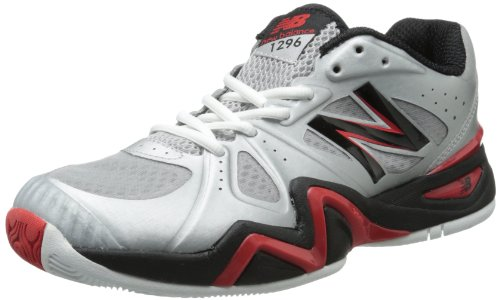 New Balance Mc1296 D - Zapatos para hombre, color gris ((Grau (SR METAL GREY)), talla 44.5 (10 uk)