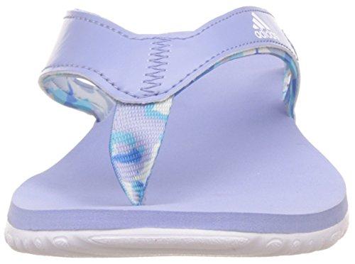 adidas Damen Calo 5 Gr W Zehentrenner Azul / Blanco  (Azupri / Blanco / Azupri)