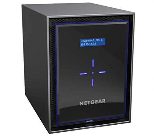 Netgear RN42600-100NES ReadyNAS (426 6-Bay Network Attached Storage Diskless)