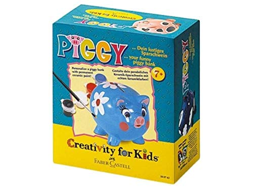 Iden Creativity for Kids - Piggy Sparschwein, Standard Set
