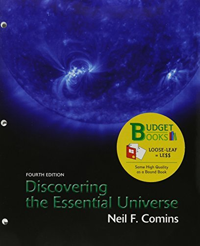 Discovering the Essential Universe (Loose Leaf) by Neil F. Comins (2009-05-29)