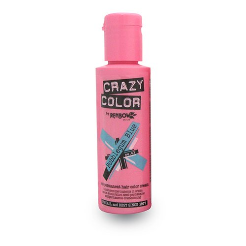 renbow-crazy-color-semi-permanent-hair-color-cream-bubblegum-blue-no63-100ml