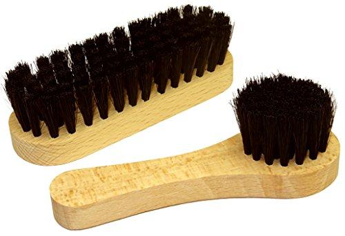 DELARA Piccola spazzola per le scarpe con