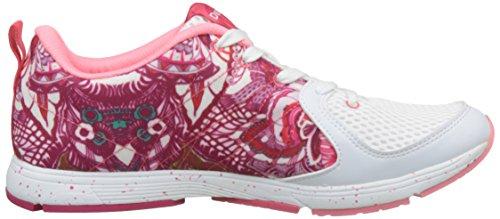 Desigual X-Lite 2.0 P, Chaussures de Running Entrainement Femme Blanc (1000 Blanco)