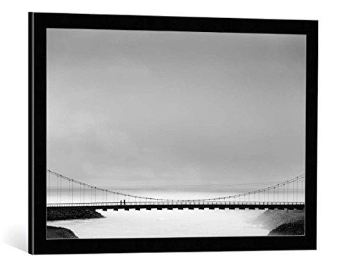 cuadro-con-marco-markus-kuhne-the-bridge-impresion-artistica-decorativa-con-marco-de-alta-calidad-75
