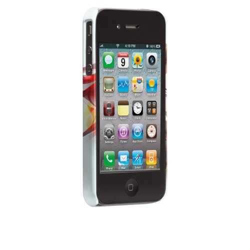 Case-Mate IMMC050087 Sebastian Murra iPhone 4/4S Destroy Untangled