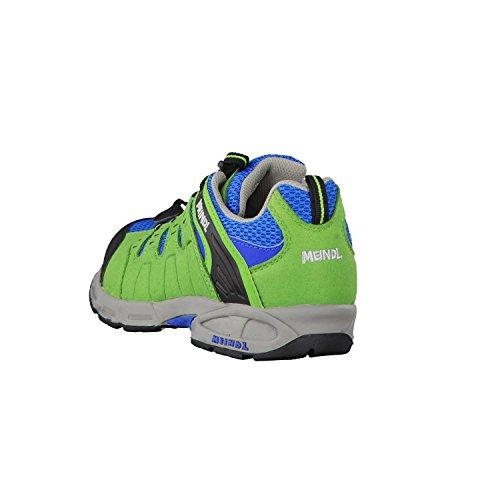 Meindl Respond Junior 680130, Unisex - Kinder Trekking- und Wanderschuhe Grn