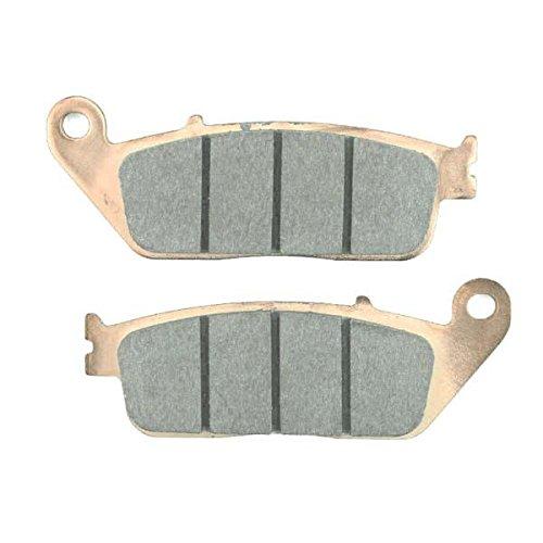 MGEAR Bremsbeläge 30-037-S, Einbauposition:Vorderachse links, Marke:für HONDA, Baujahr:2000, CCM:1500, Fahrzeugtyp:Street, Modell:GL 1500 C Valkyrie F6C