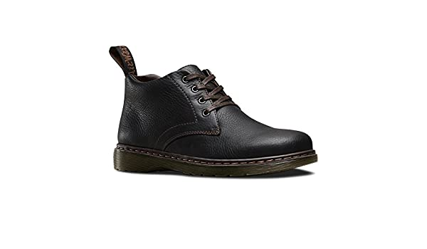 Dr. Martens Barnie Dark Brown Mens Boots
