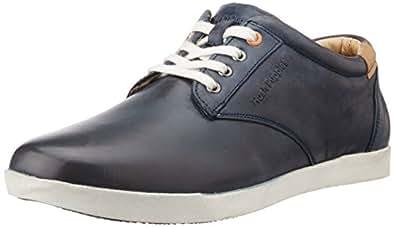 Hush Puppies Men's EDWIN_LOW CUT Blue Sneakers (10 UK/India) (44 EU) (8249997)
