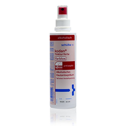 KODAN Tinktur forte farblos, 250 ml