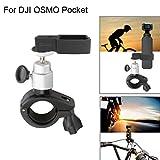 Skryo Fahrradhalterung Klemmhalterung Halter Stand für DJI OSMO Pocket Handheld Gimble Cam