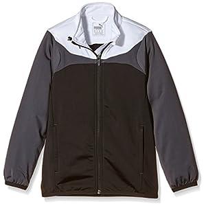 Puma esito 3 stadium jacket jacke schwarz f03