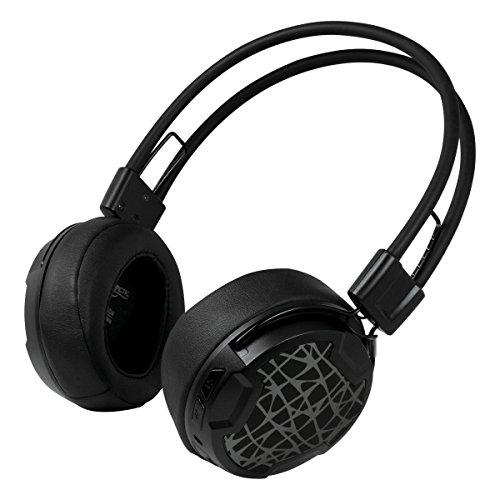 ARCTIC P604 Wireless (Nero), Bluetooth 4.0, Design On-Ear con Smart Control e microfono integrato, durata batterie 30 ore