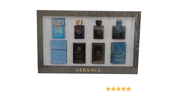 Versace Versace Miniaturen Set Man