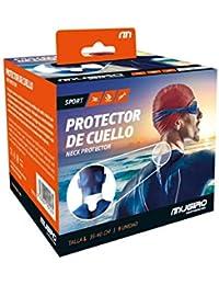 Mugiro Protector de Cuello Trajes de Neopreno - Naranja - Talla XS 25-30 cm