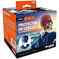 Mugiro Wetsuit neck protector - Color Black