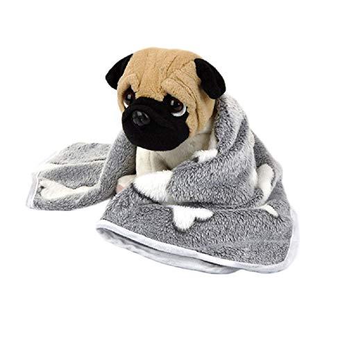 Cupcinu Colchón para Mascotas Manta de Perro Mantas de Cama de Nido...