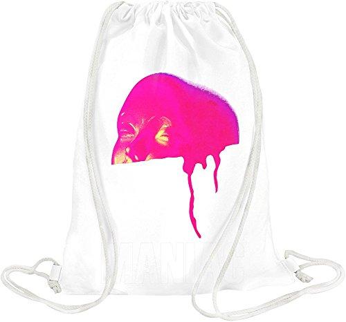 MM maniac Drawstring bag