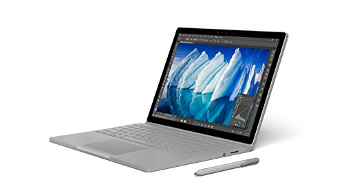 Microsoft Surface Book mit Performance Base – NVIDIA GeForce GTX 965 M / 16GB / 512GB i7 silber