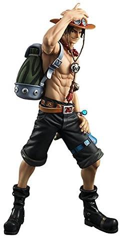 Megahouse One Stück: Portrait of Pirates: Portgas D. Ace ausgezeichnetes Modell LIMITED PVC Figur