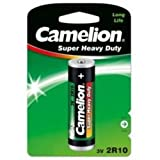 Camelion Stabbatterie 2R10 Duplex Line 1er Blister, Zink-Kohle, 3V
