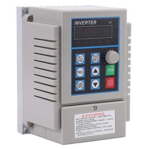 Inversor de variador VFD de 0.75kW, inversor de variador de frecuencia