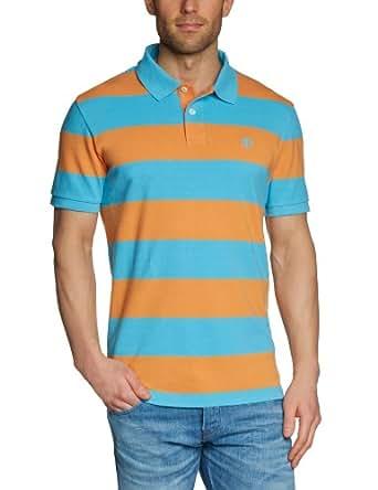 Timberland - Polo - Homme - Orange (Muskmelon) - XXXL