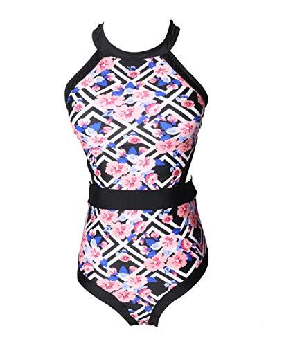 Glückliche Käufer Familie Bikini Badeanzug Set Passenden Damen Mädchen Bademode Hohe Taille Badeanzug Zweiteilige Beachwear -