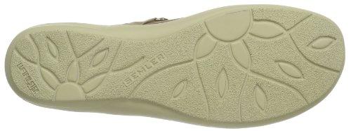 Semler Flora, Scarpe chiuse donna beige (Beige - Beige (düne 027))