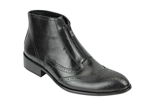Xposed , Boots richelieu homme Noir