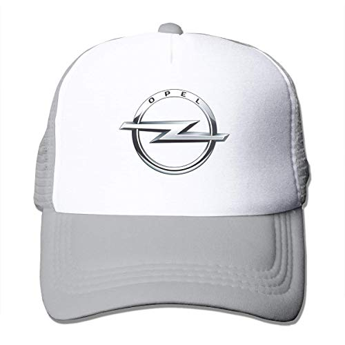 Blihat Personalized OPEL Logo Funny Adjustable Trucker Mesh Cap Ohio Mesh Cap