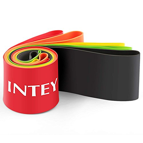 INTEY-Resistance-Loop-Bands-Exercise-BandsSet-of-5-Fitness-Bands-for-WorkoutStretch-Yoga-Pilates-and-Rehab