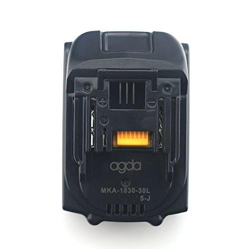 Preisvergleich Produktbild Für Makita Akku 18V 3.0Ah Li-ion Batterie Werkzeug ErsatzAkku BL1830 LXT-400 BL1840 BL1850