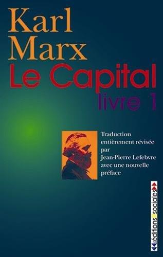 Le capital : Livre 1