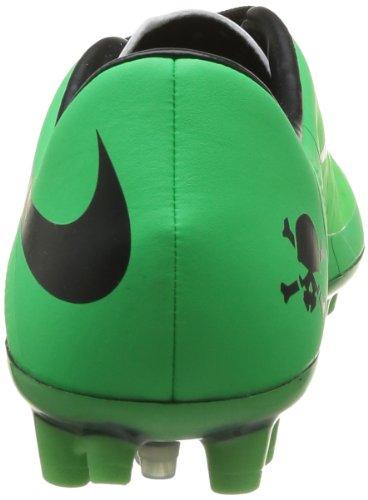 Nike Hypervenom Phatal Fg, Chaussures de sport homme Vert (N Lime/Blk/Psn Grn/Mtllc Slvr)