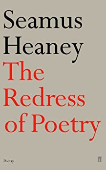 The Redress of Poetry: Oxford Lectures