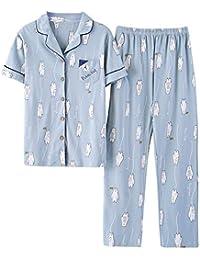 aa62c1c28f25 Amazon.it  Cartoni Animati - Pigiami e camicie da notte   Donna ...