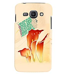 PrintVisa Quotes & Messages 3D Hard Polycarbonate Designer Back Case Cover for Samsung Galaxy Ace 3