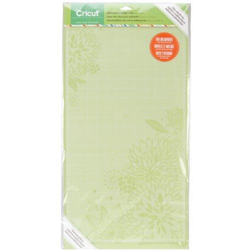 Cricut adhesivo Grip Alfombrilla de corte, estándar, verde, 12x 24pulgadas, 2piezas